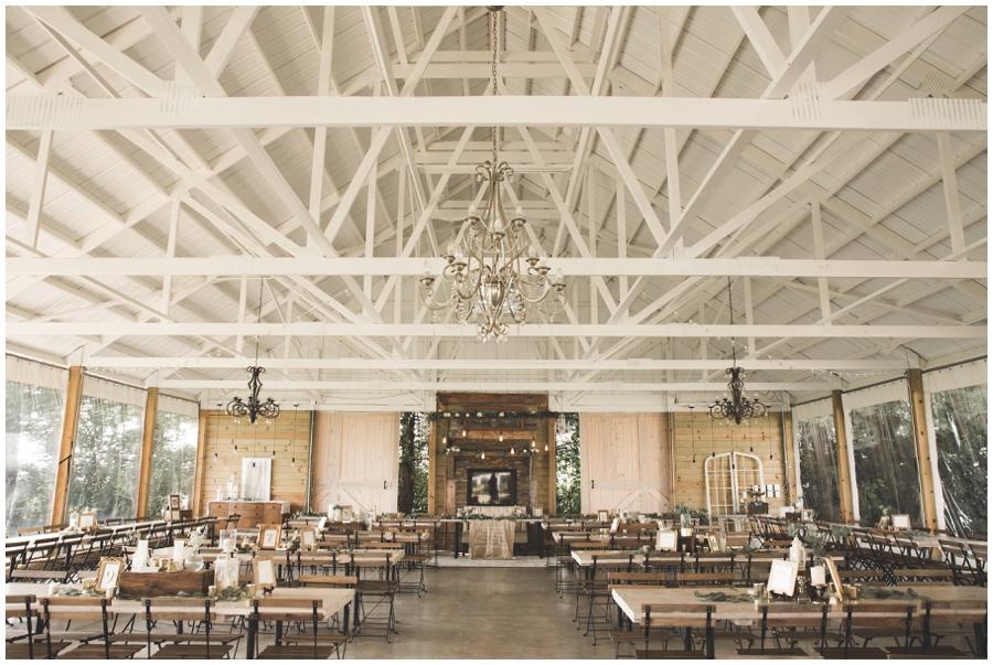 Legacy Hill Farm wedding planned by Rosetree Wedding & Events