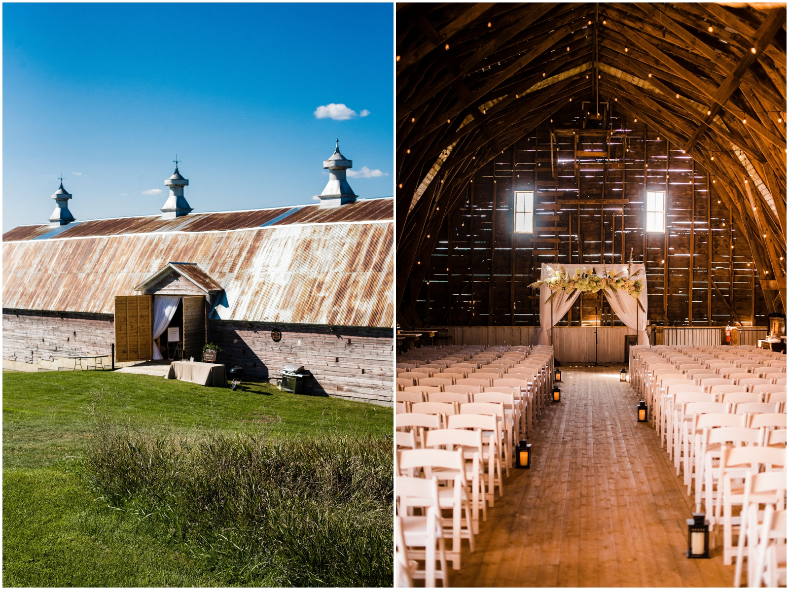 Pinebrook Farms wedding venue