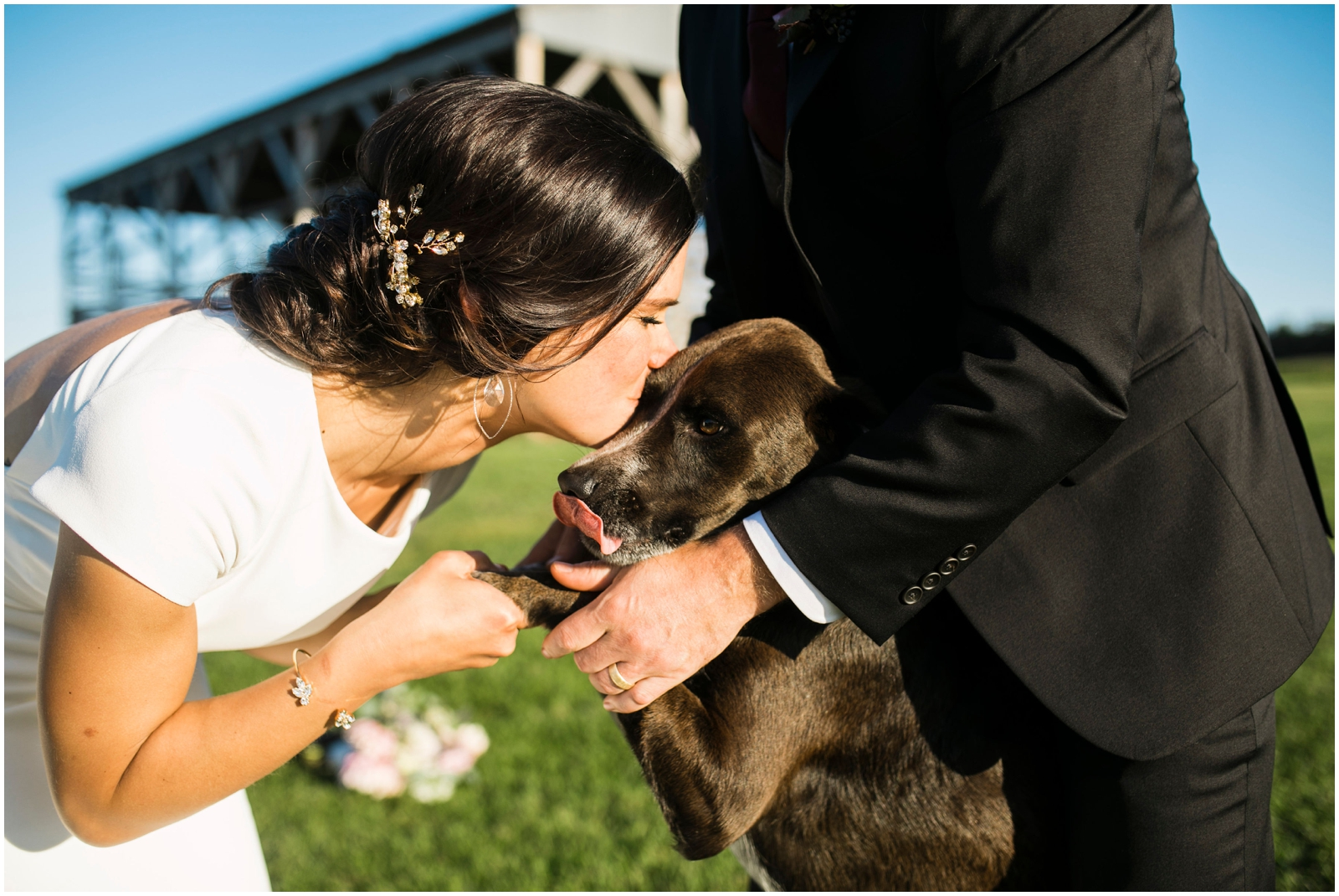Pinebrook Farms wedding