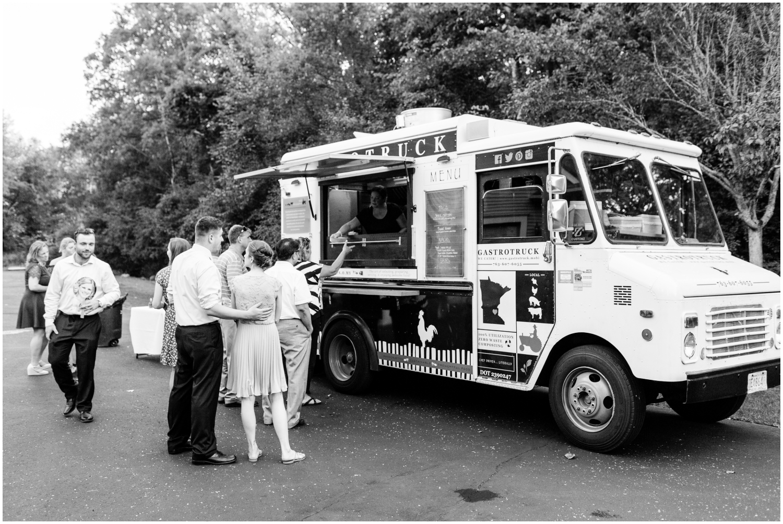 Jeff Keys wedding food truck