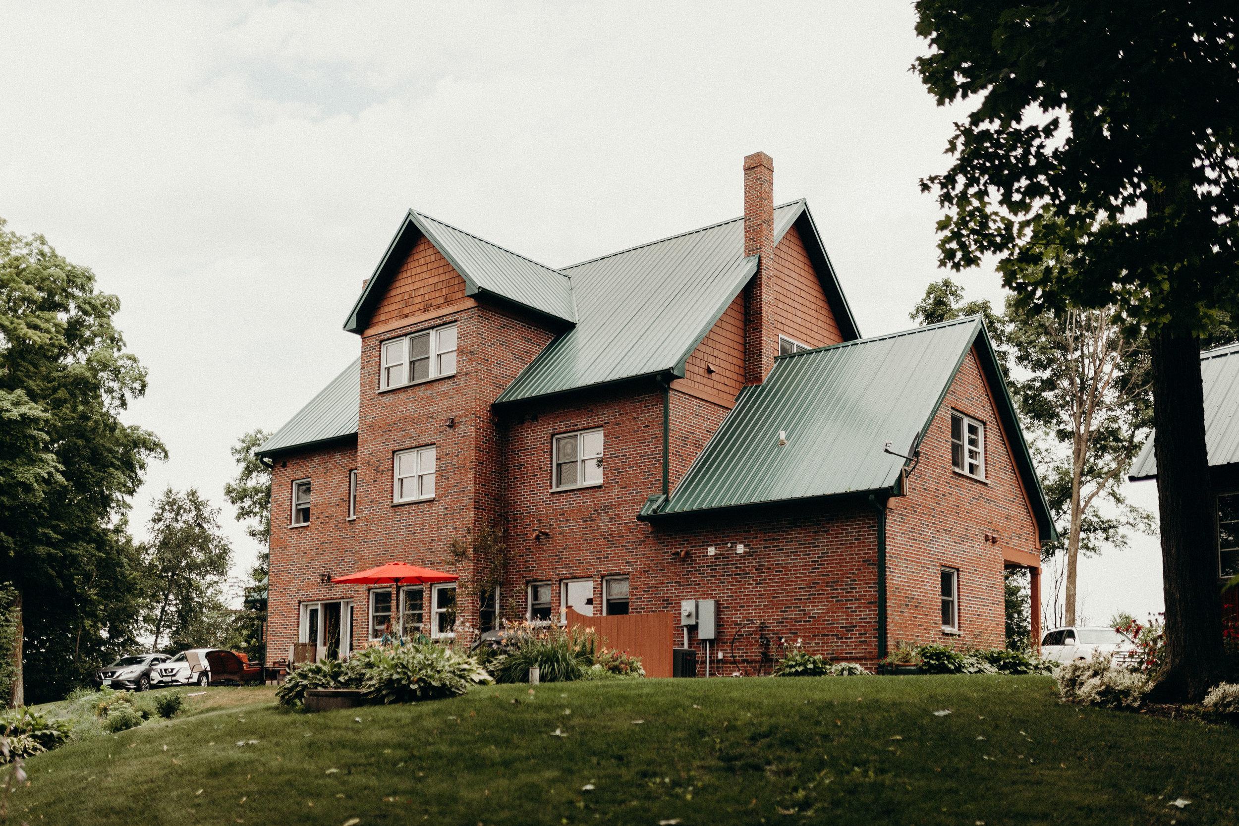 Wisconsin wedding Venue