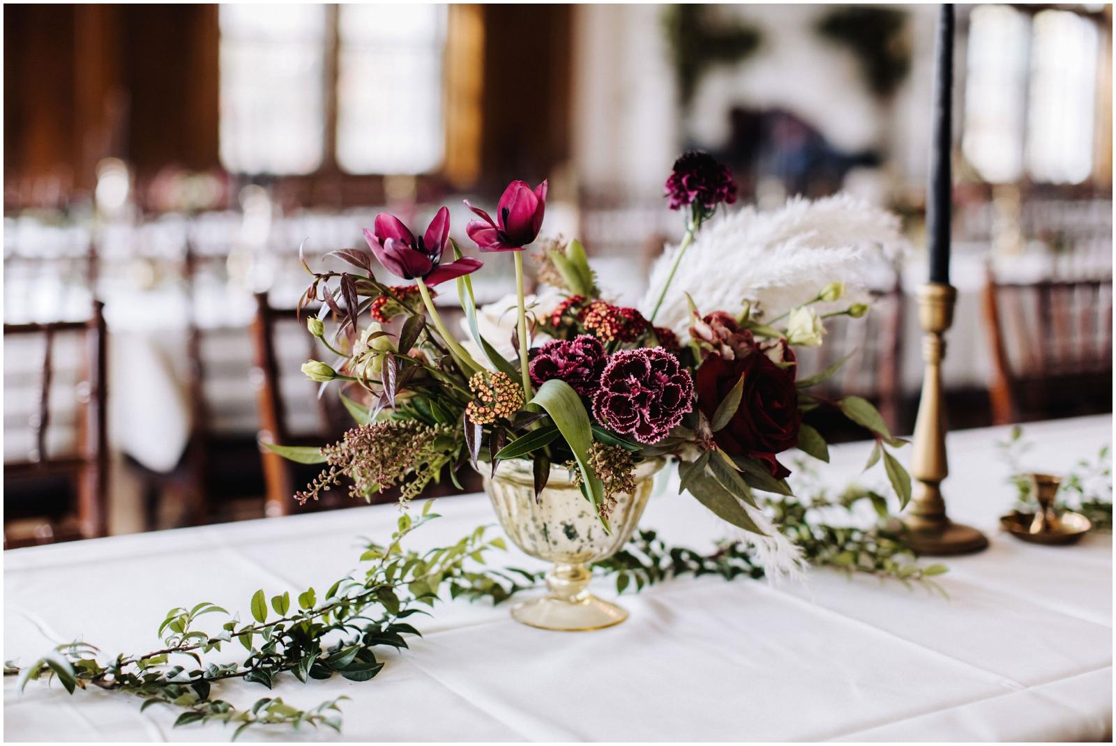 Minnesota Wedding Planner, Mpls Wedding Planner, Machine Shop MPLS, Mpls Wedding Venue . Floral Wedding Centerpiece
