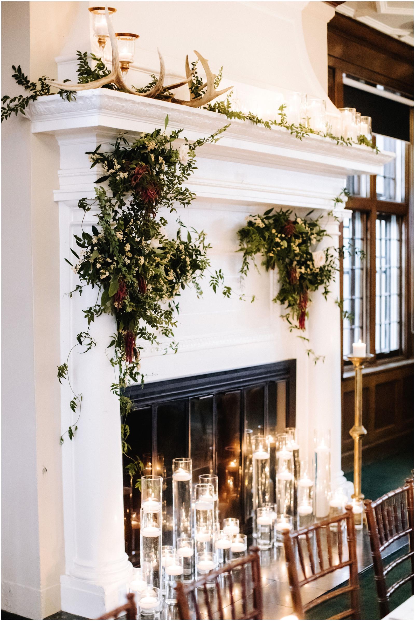 Minnesota Wedding Planner, Mpls Wedding Planner, Machine Shop MPLS, Mpls Wedding Venue . Greenery wedding reception decor