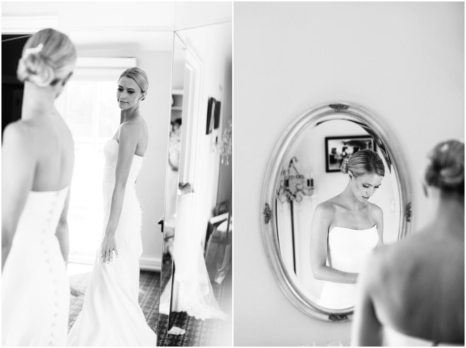Minnesota Wedding Planner. Lafayette Club Wedding. Bride getting ready for her Minnesota wedding