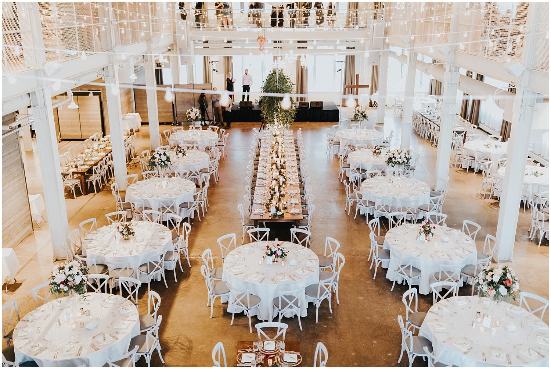 gorgeous greenery wedding reception