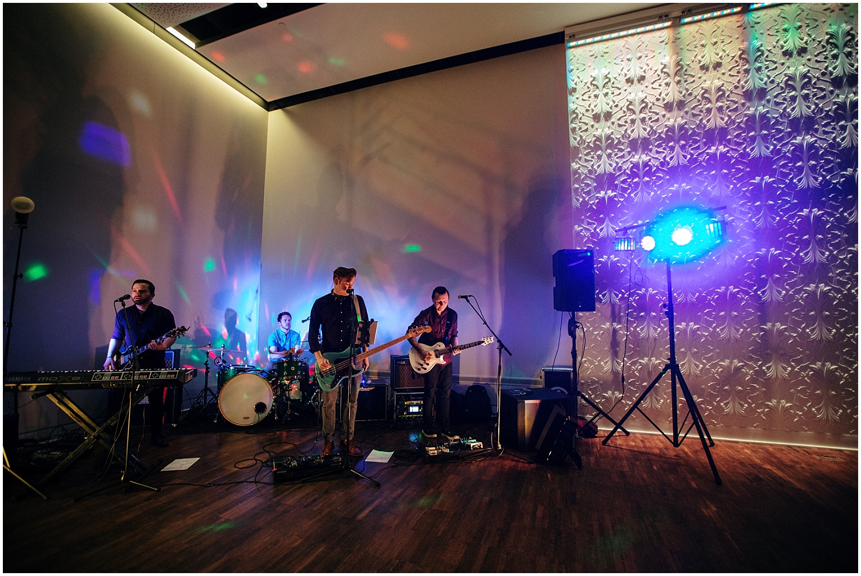 wedding reception live music