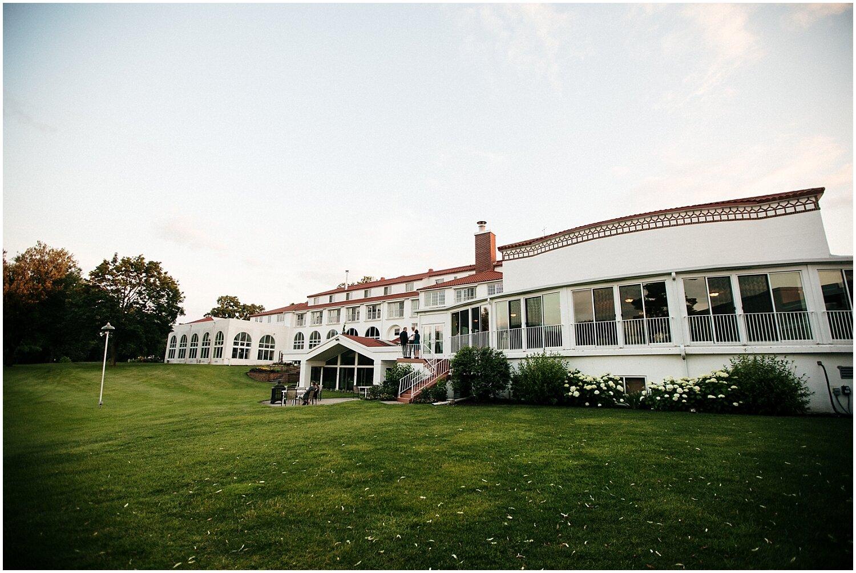 Lafayette Club wedding venue