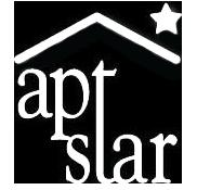 AptStar White logo