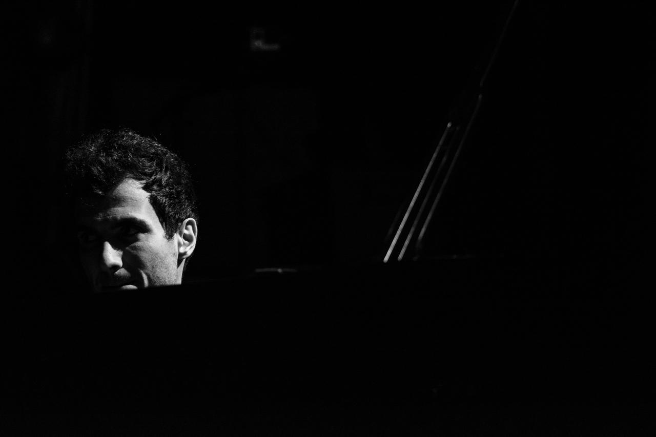 Tigran Hamasyan, Chiasso Jazz Festival, 2017.