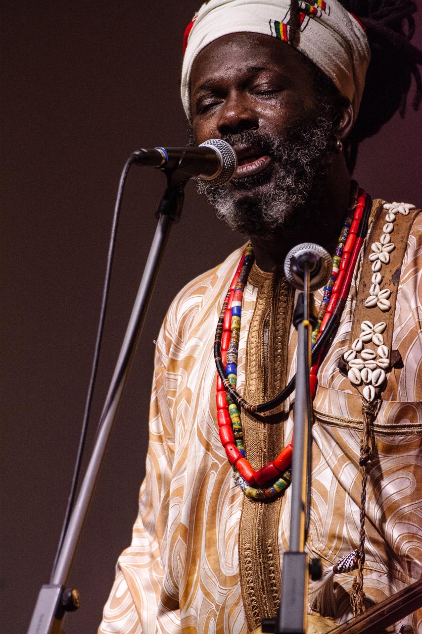 Baba Sissoko, Tremezzina Music Festival, 2017.