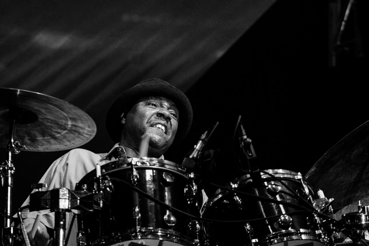 Lenny White, Lugano Estival Jazz, 2017.