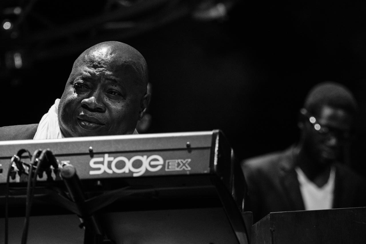Cheick Tidiane Seck - Les Ambassadeurs, Lugano Estival Jazz, 2015.