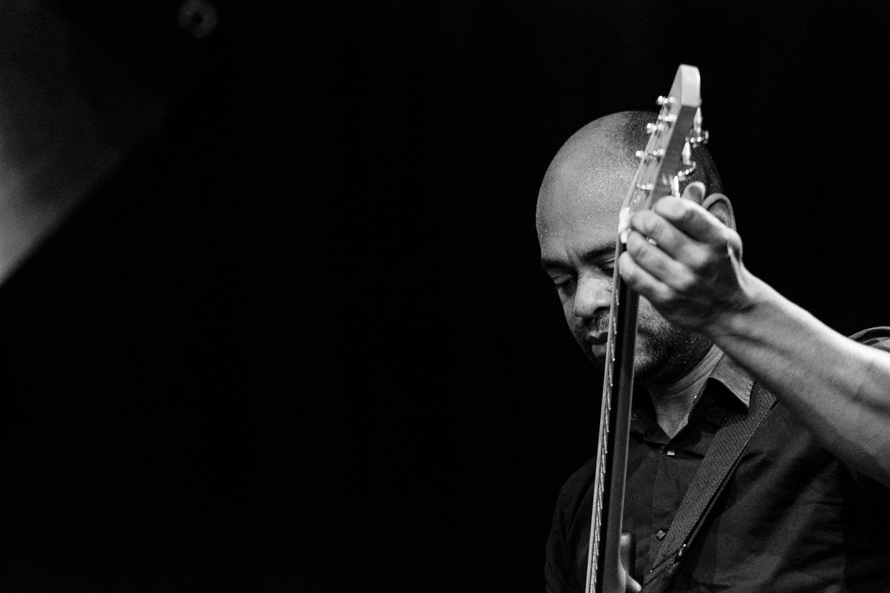 Manu Codji, Lugano Estival Jazz, 2017.