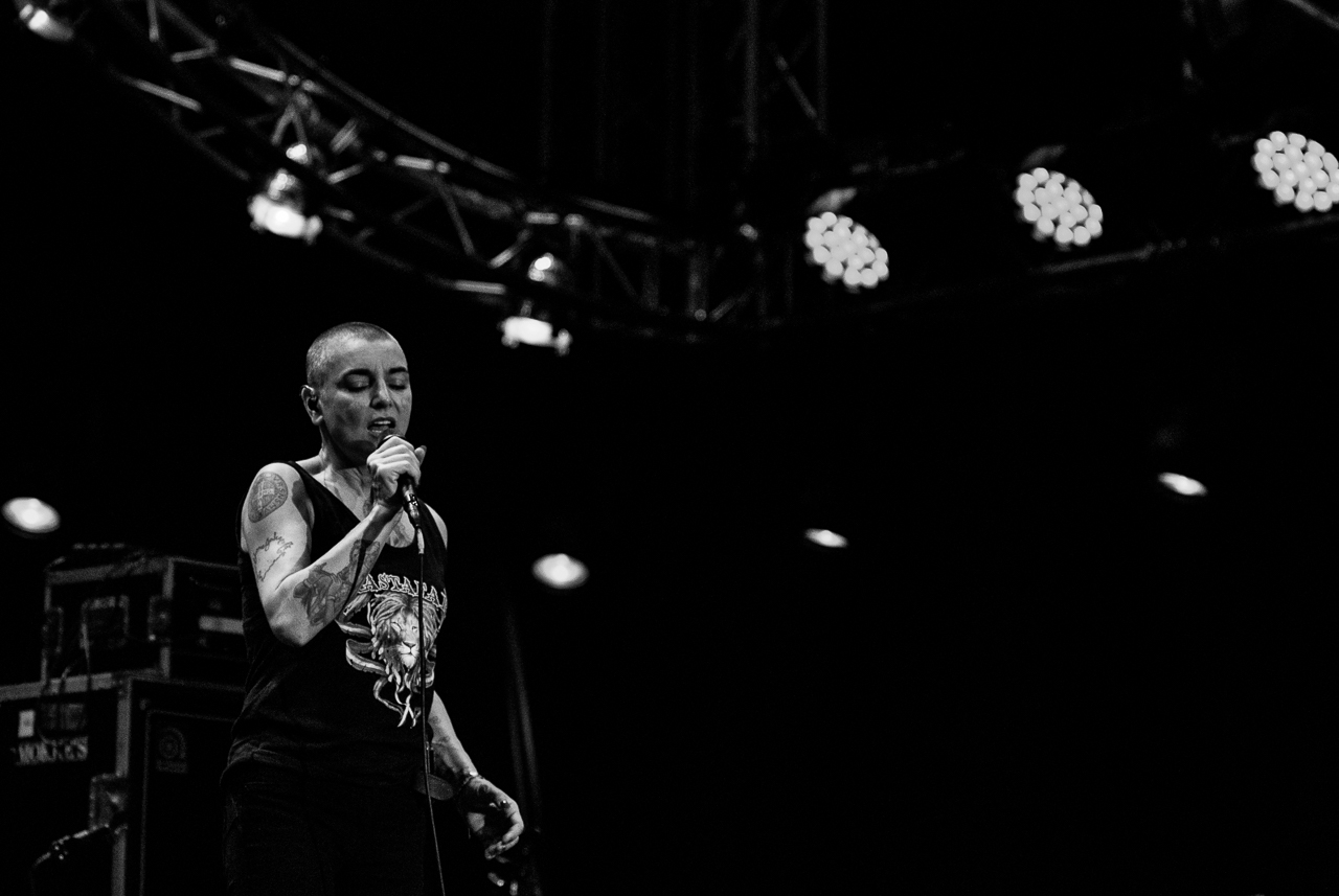 Sinead O'Connor, Lugano Estival Jazz, 2014.