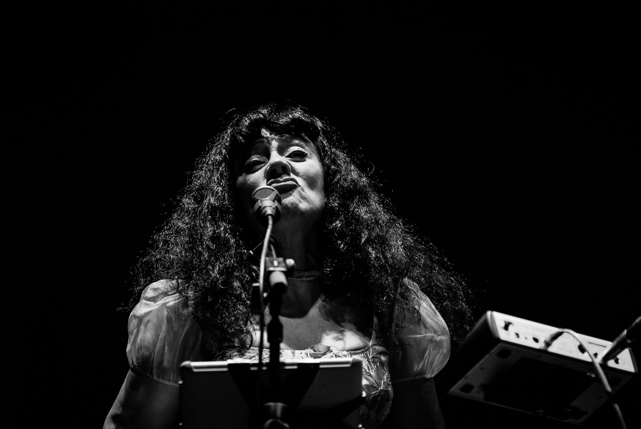 Maria Joao, Chiasso Jazz Festival 2015.