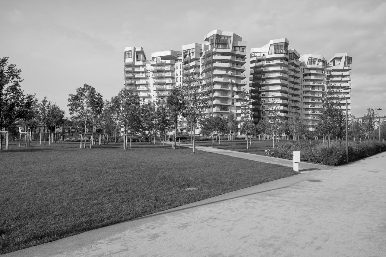 Daniel Libeskind / Citylife Residence - Milano
