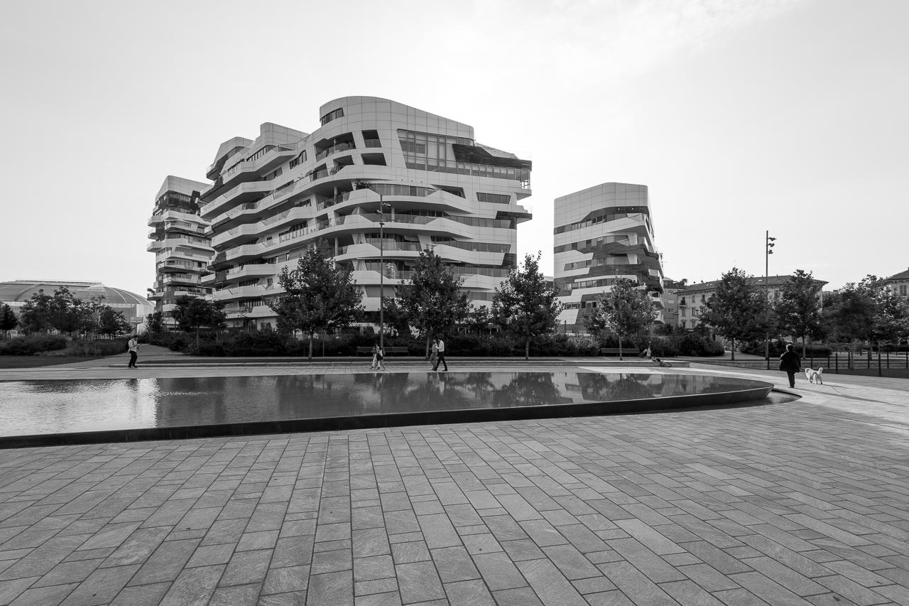 Zaha Hadid Architects / Citylife Residence - Milano