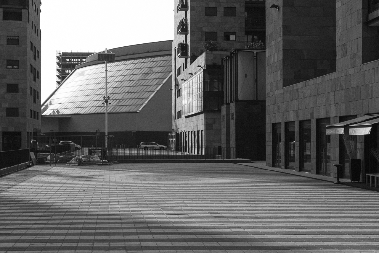 Gregotti Associati / Teatro degli Arcimboldi - Milano Bicocca