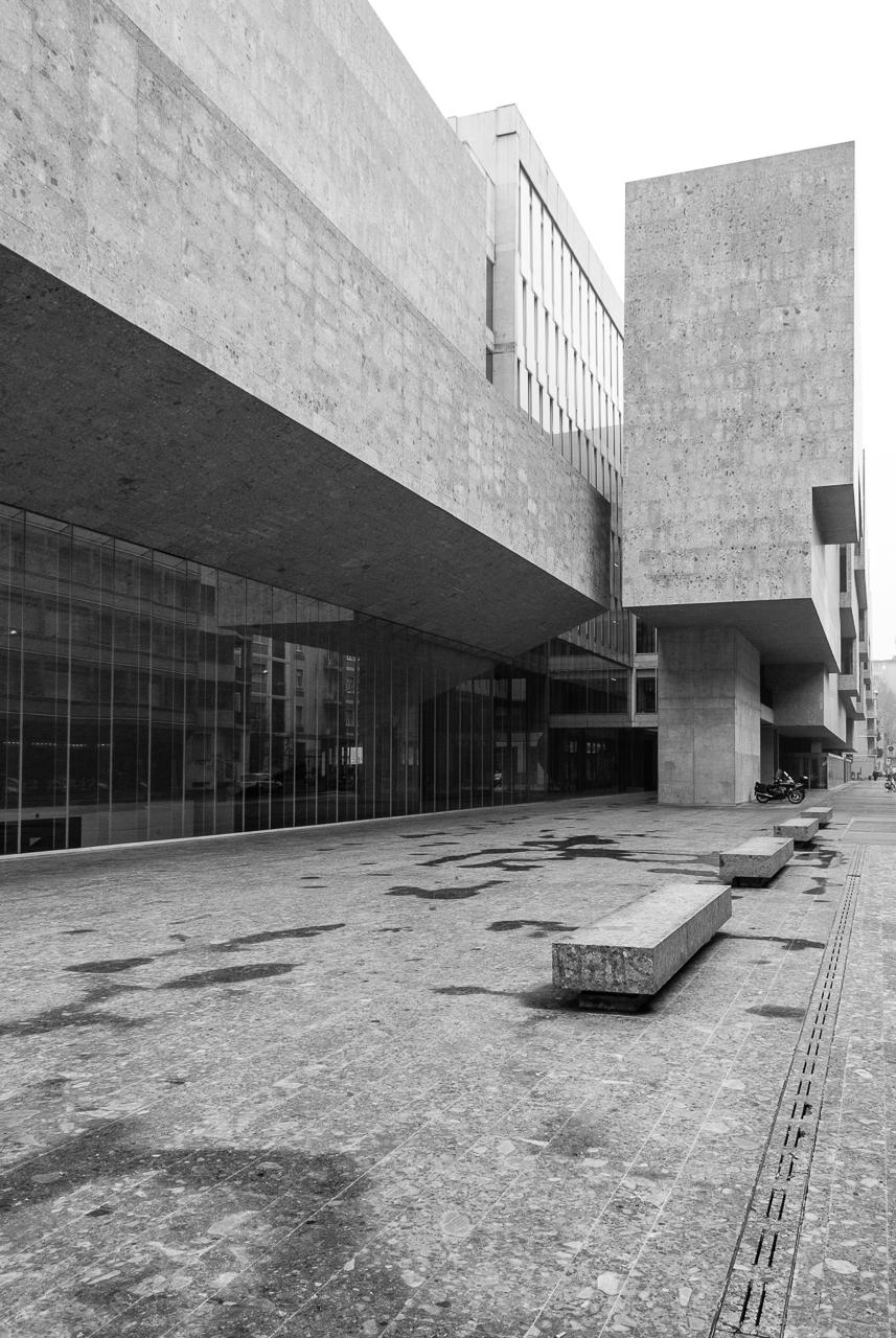 Grafton Architects / Università Luigi Bocconi - Milano