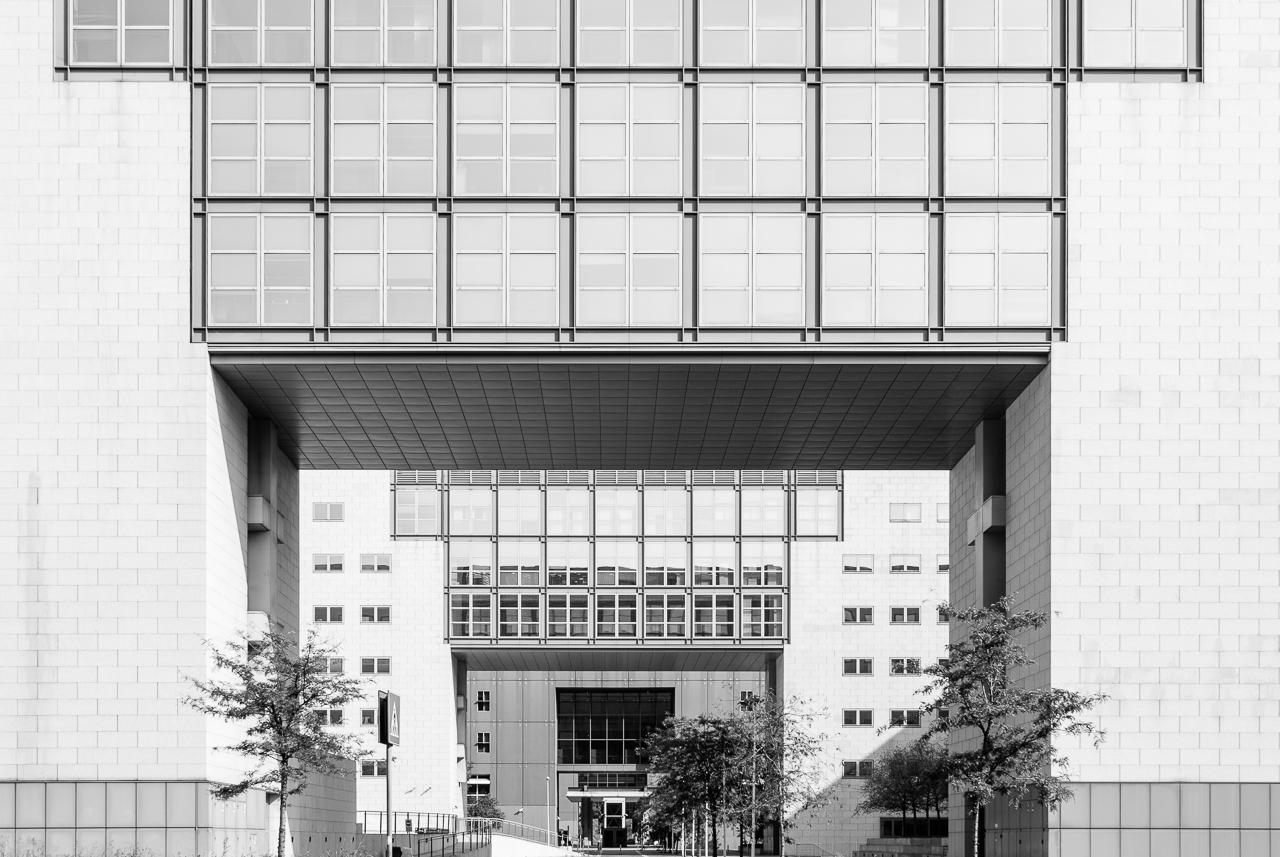 Gregotti Associati / Nuova sede del Gruppo Siemens - Milano Bicocca