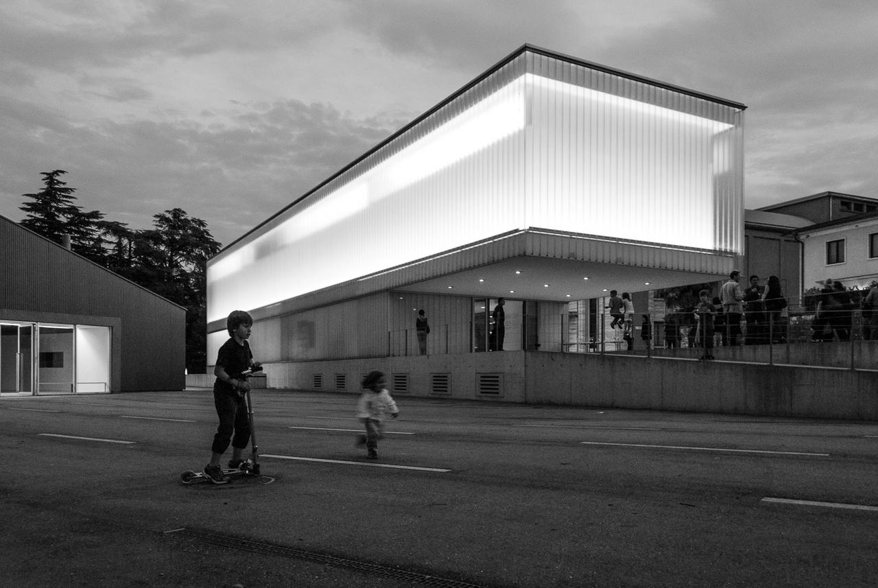 Durisch+Nolli / Max Museo - Chiasso