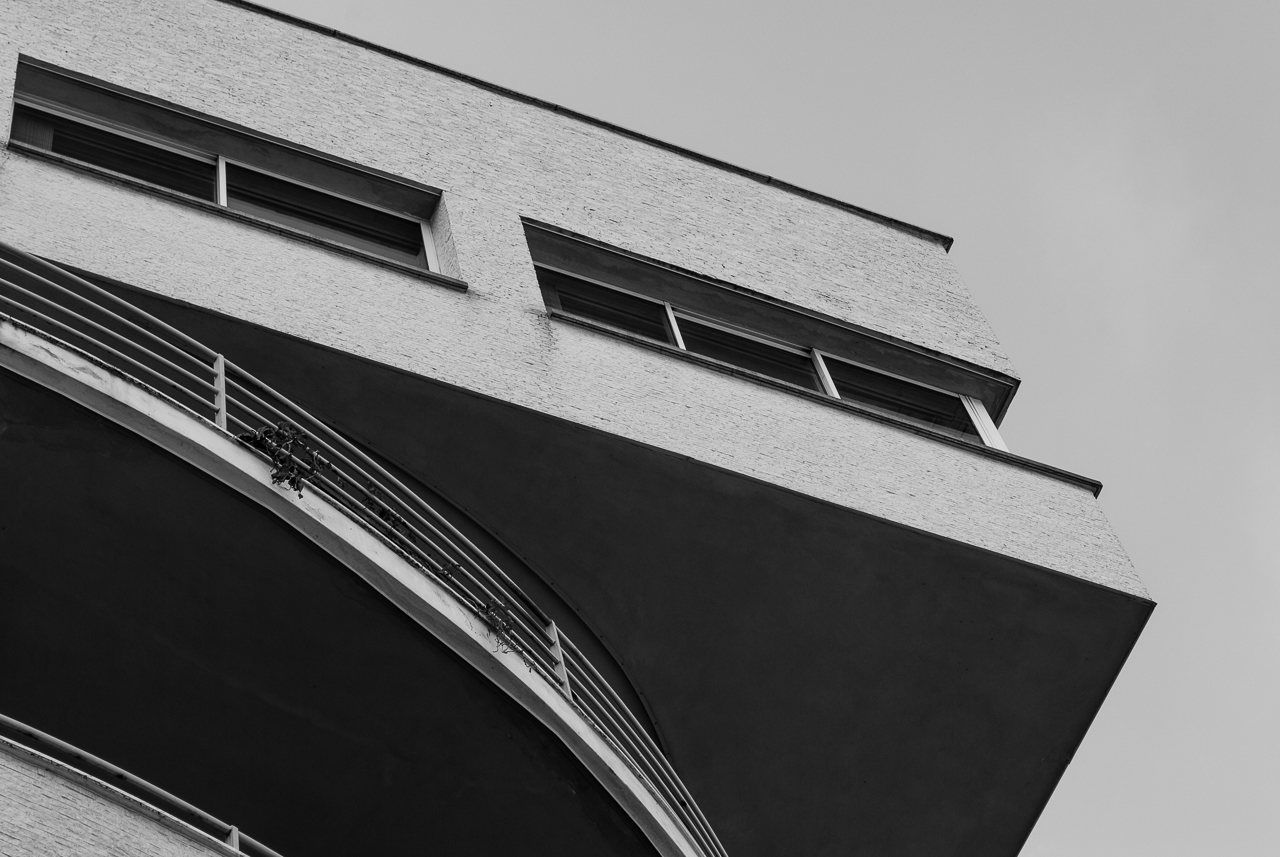 Giuseppe Terragni / Novocomum - Como