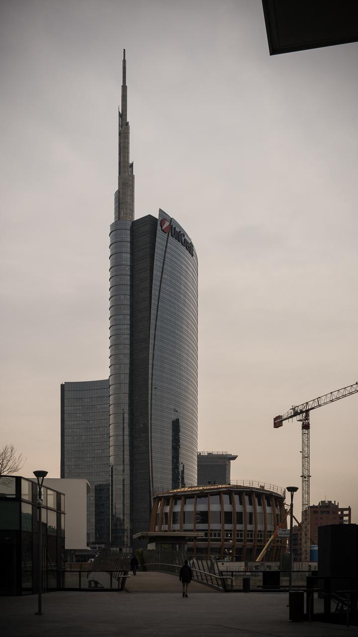 Cesar Pelli & Associates / Porta Nuova Garibaldi Towers