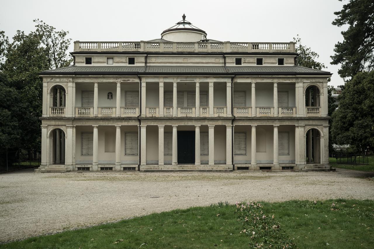 Antonio Croci / Villa Argentina - Mendrisio