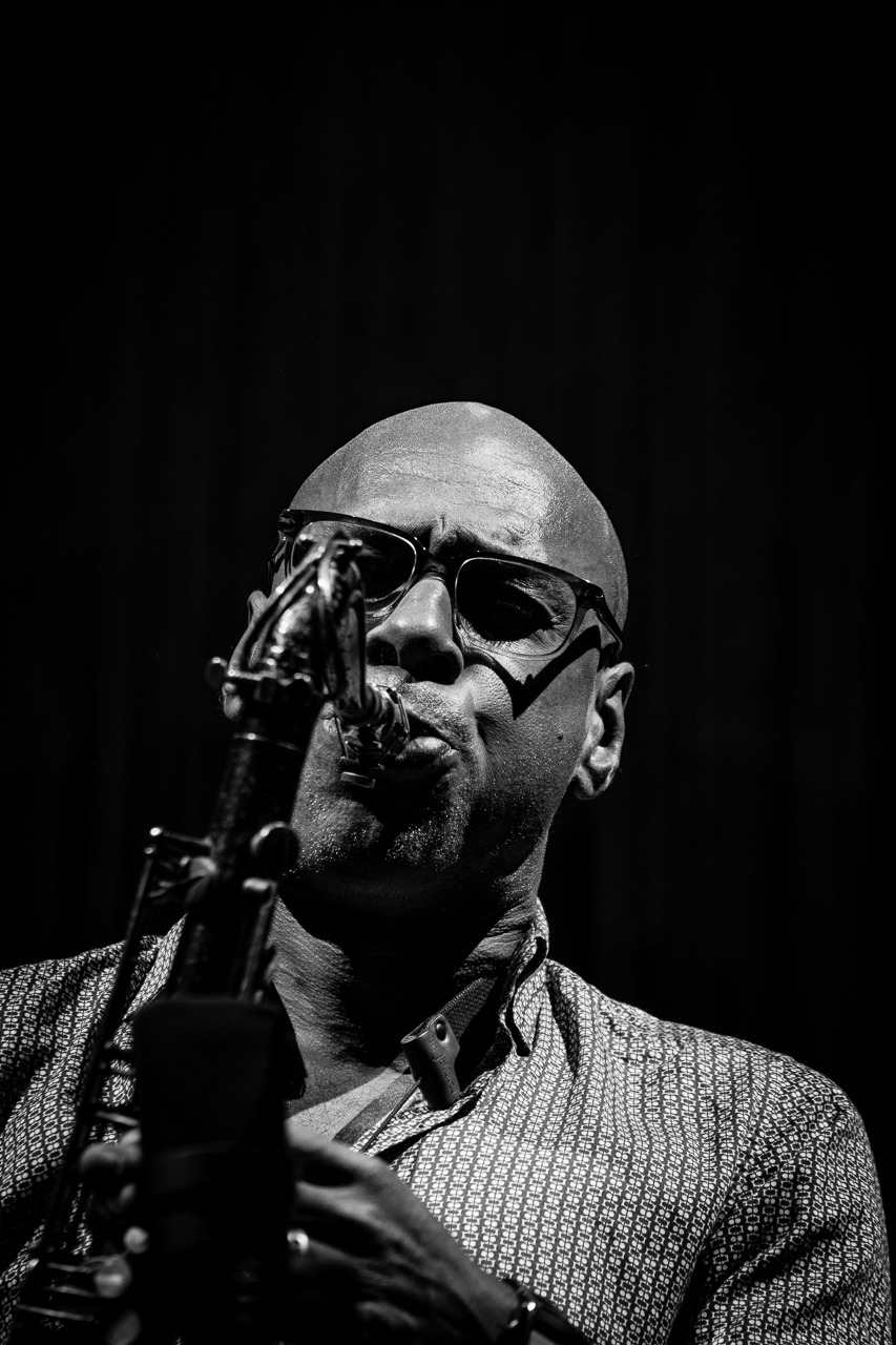 Joshua Redman, Chiasso Jazz Festival, 2018.