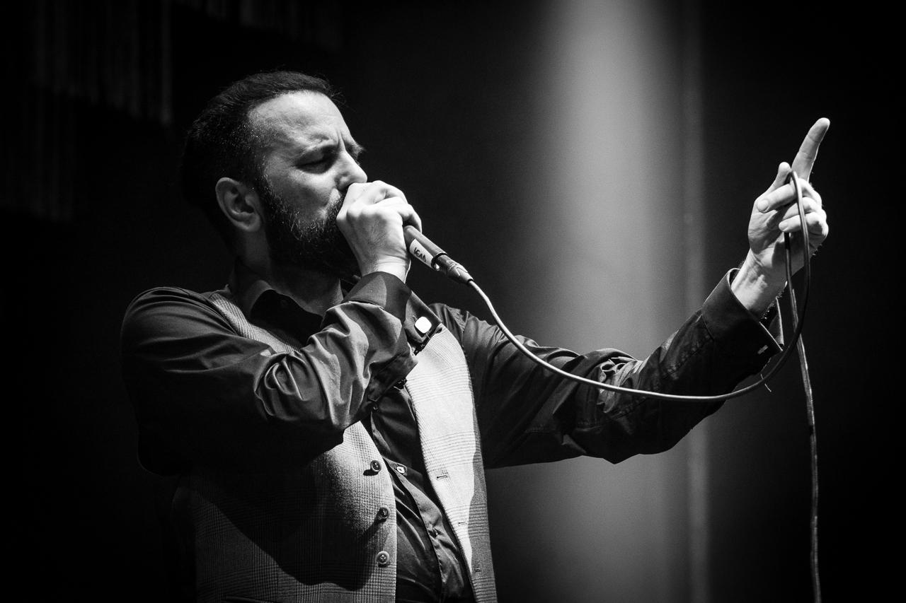 Luca Sapio, Chiasso Jazz Festival, 2018.
