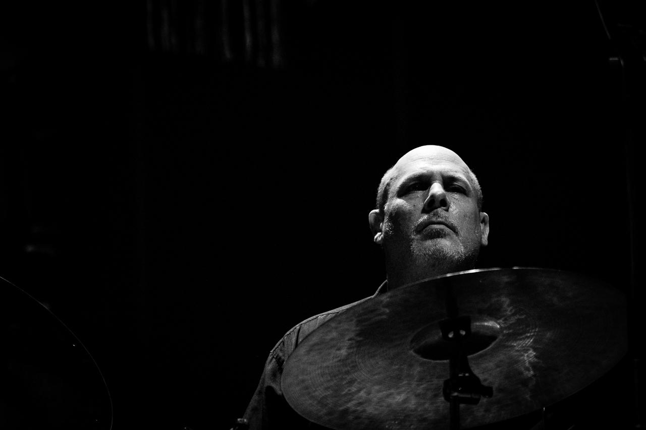 Jeff Ballard, Chiasso Jazz Festival, 2018.