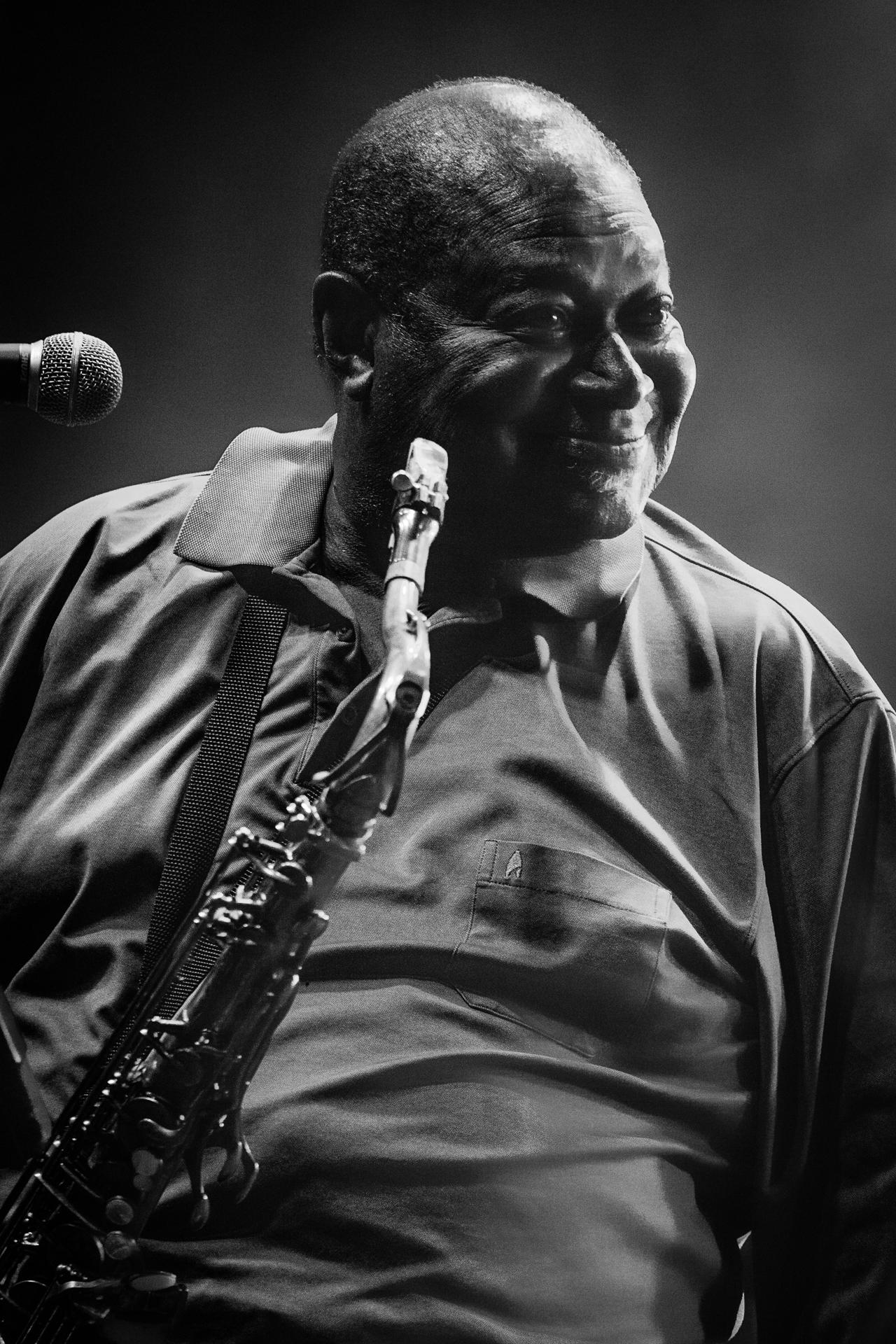 "Alfred ""Pee Wee"" Ellis, Lugano Estival Jazz 2018."