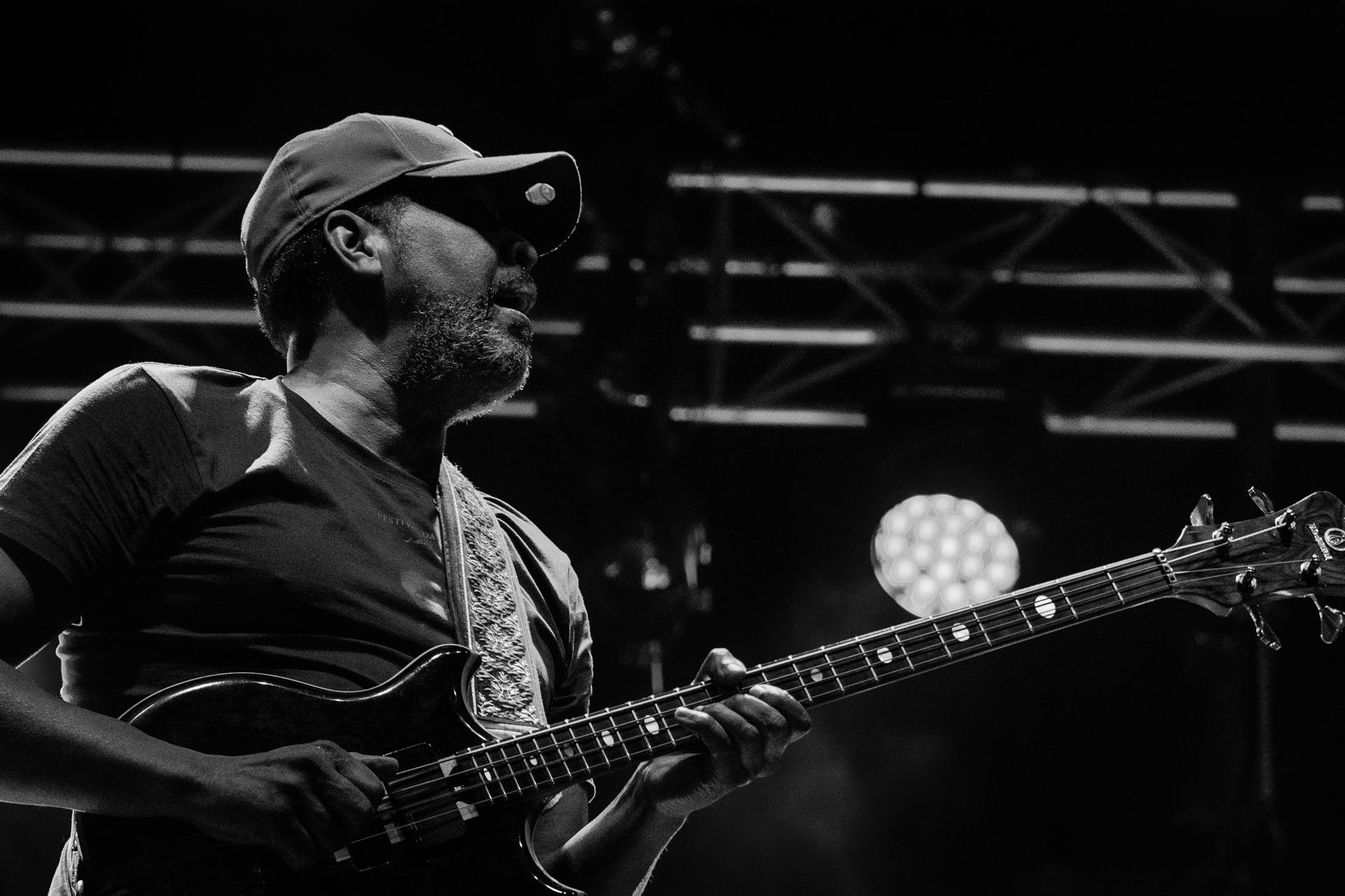 Stanley Clarke, Lugano Estival Jazz, 2018.