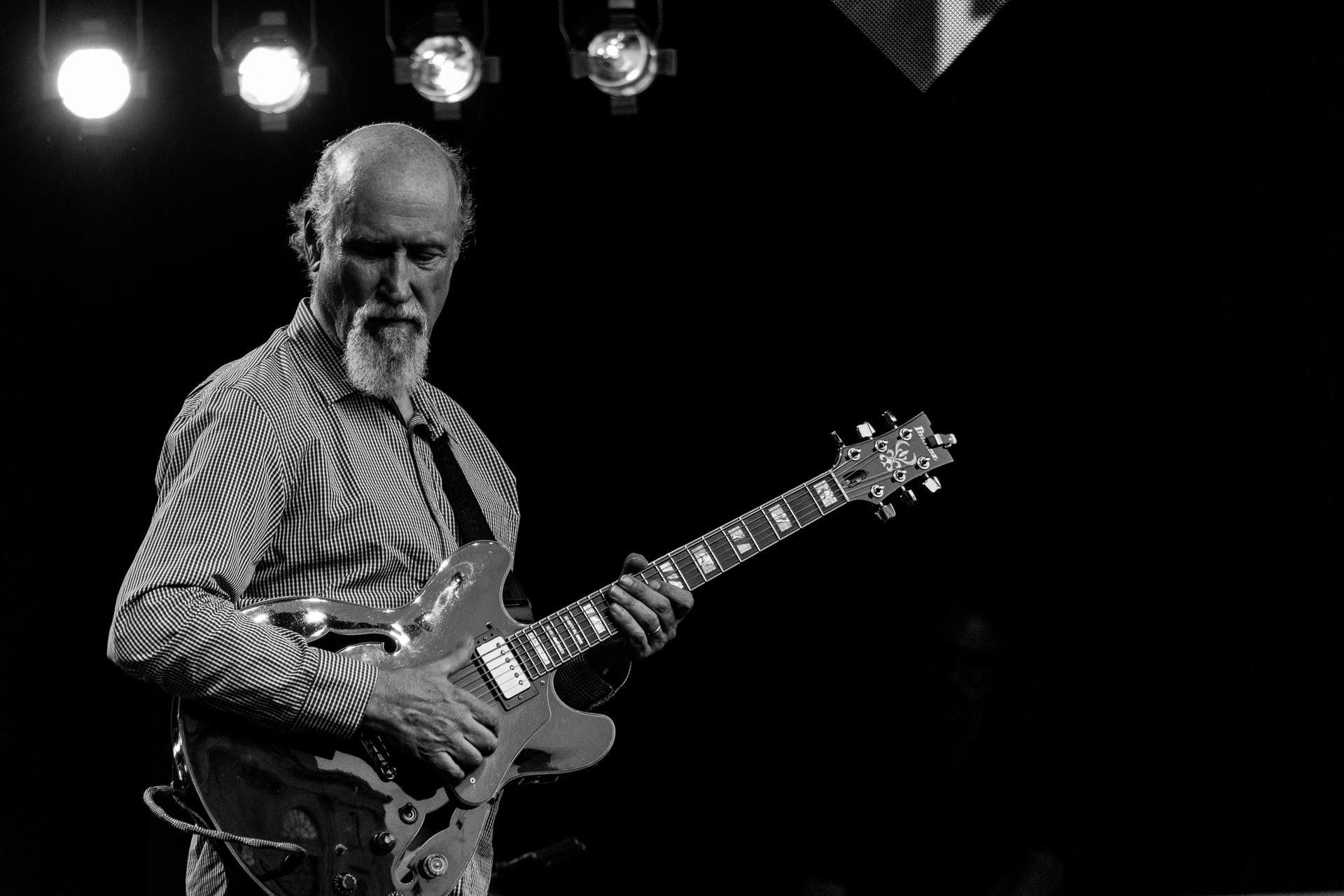John Scofield - Hudson, Lugano Estival Jazz, 2018.