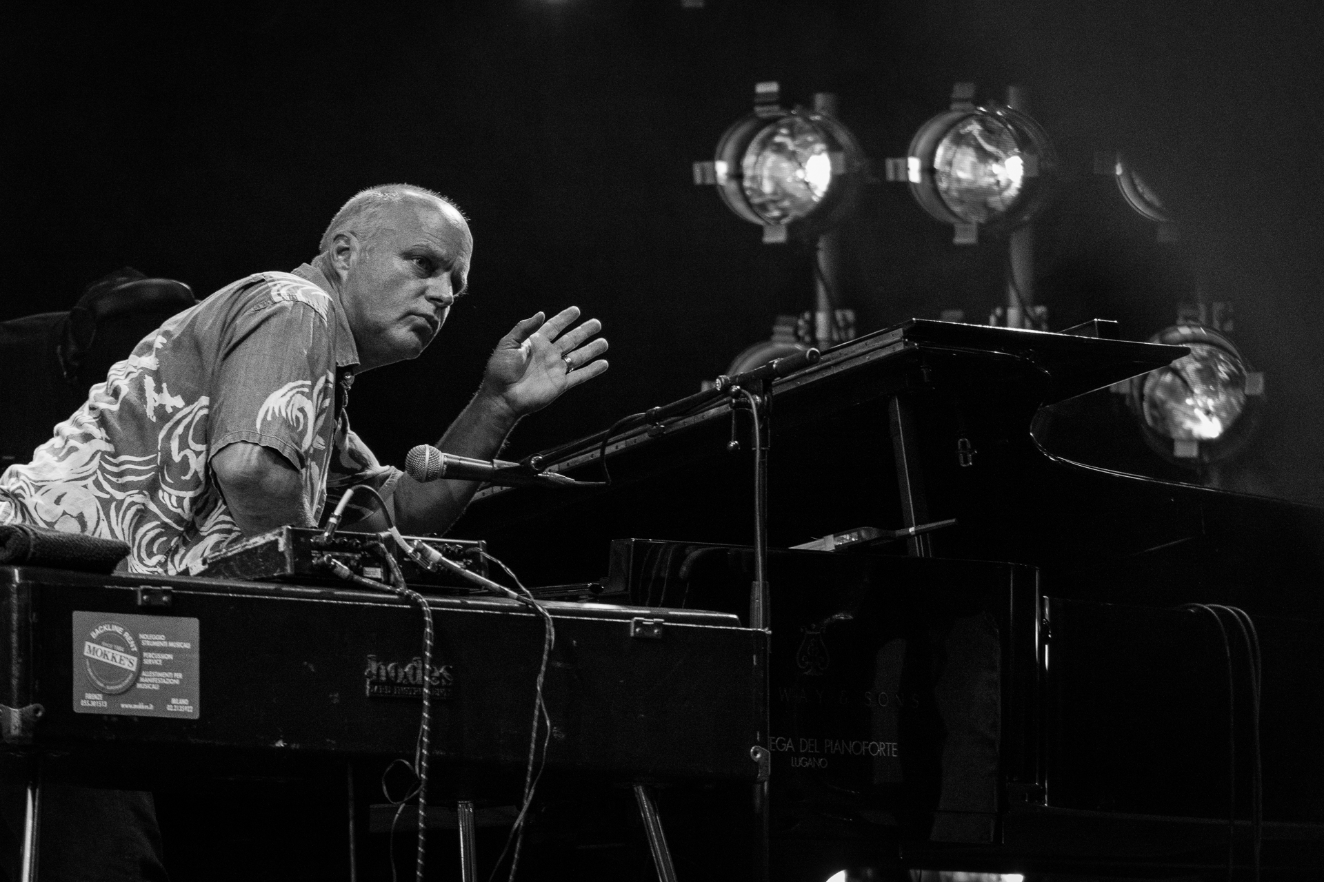 John Medesky - Hudson, Lugano Estival Jazz, 2018.