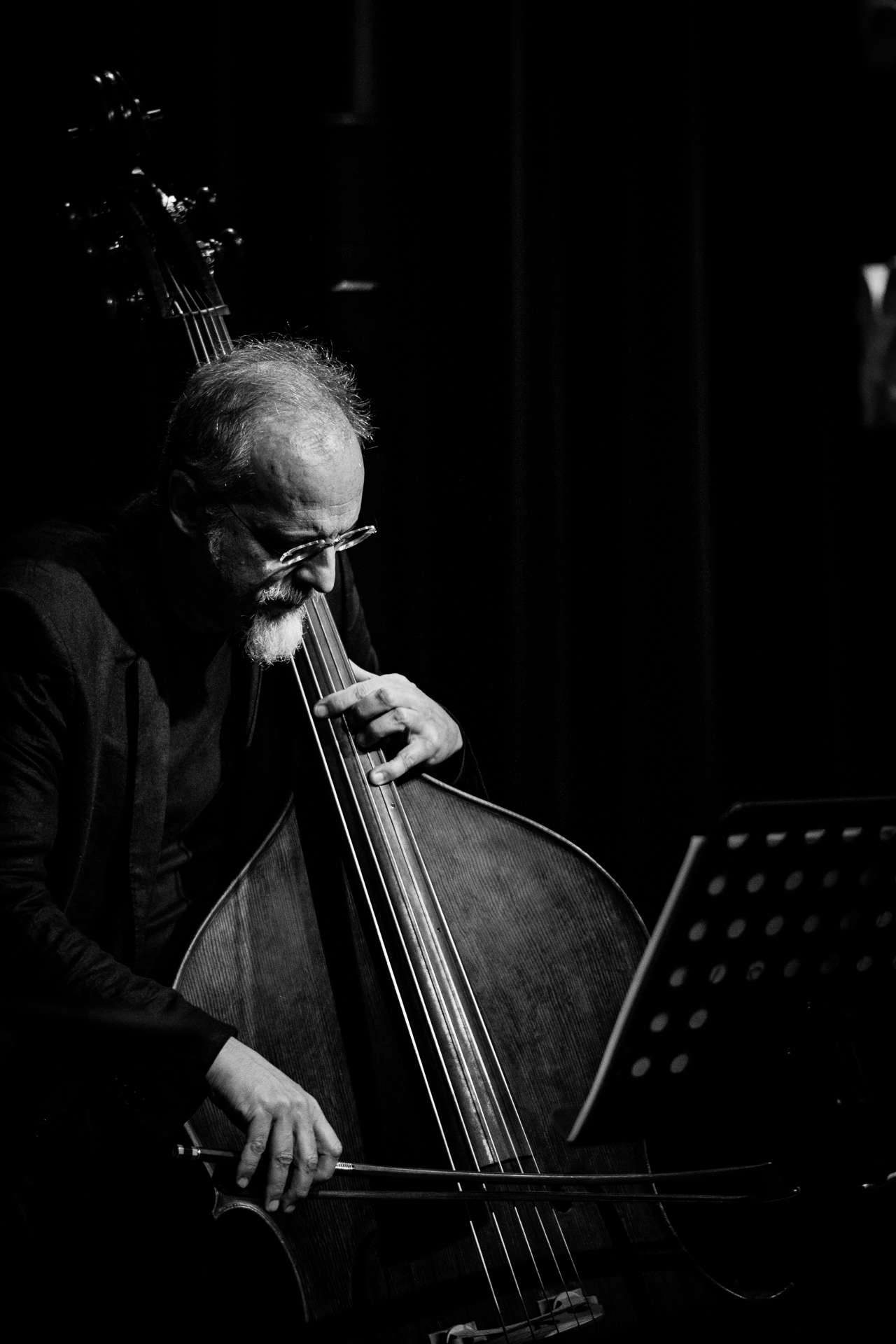 Stefano Dall'Ora, Jazz in Bess, Lugano, 2018.