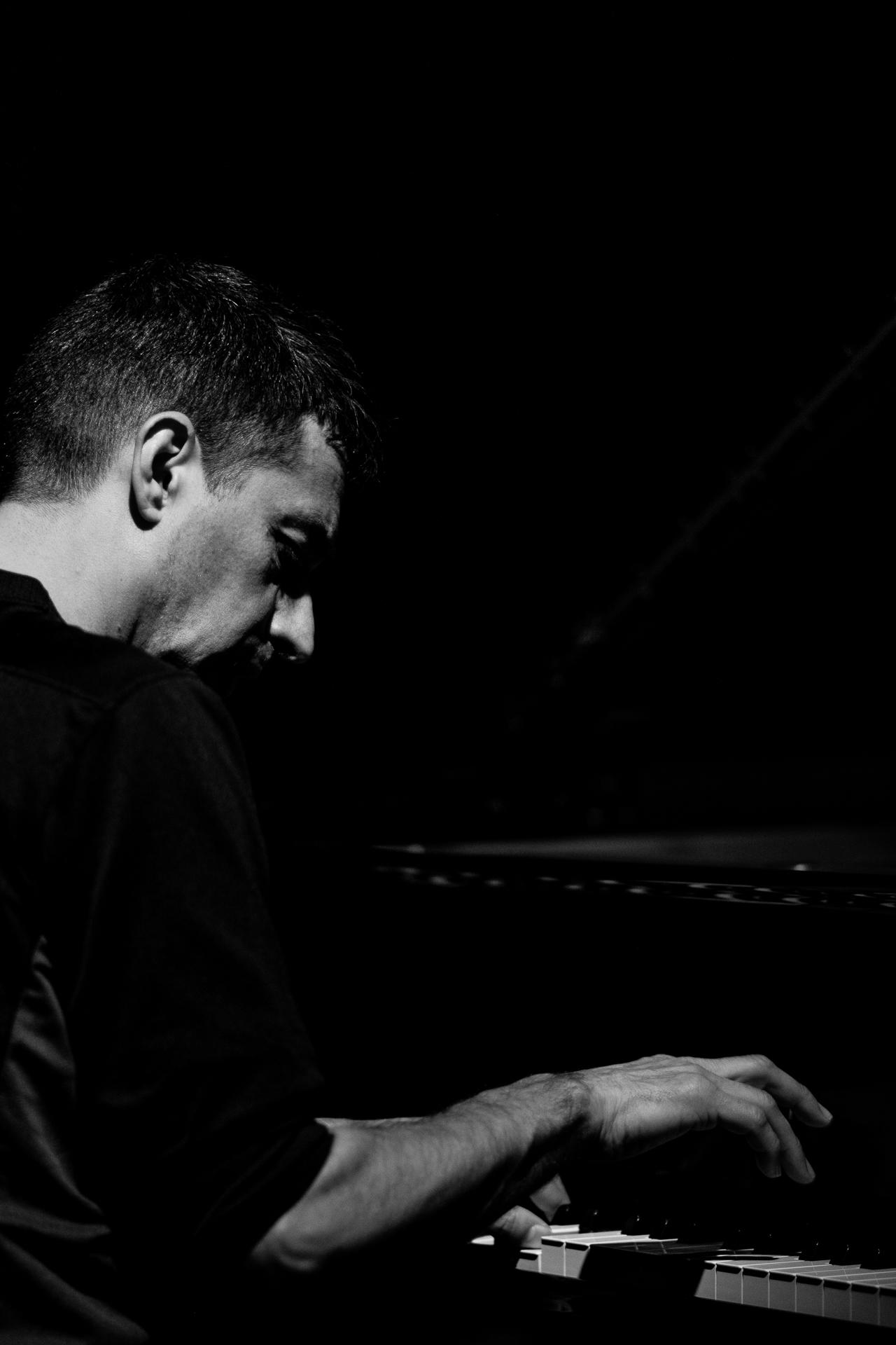 Lorenzo De Finti, Jazz in Bess, Lugano, 2018.