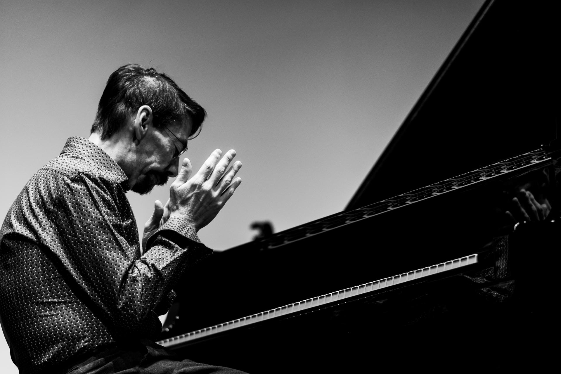 Fred Hersch, Chiasso Jazz Festival, 2019.