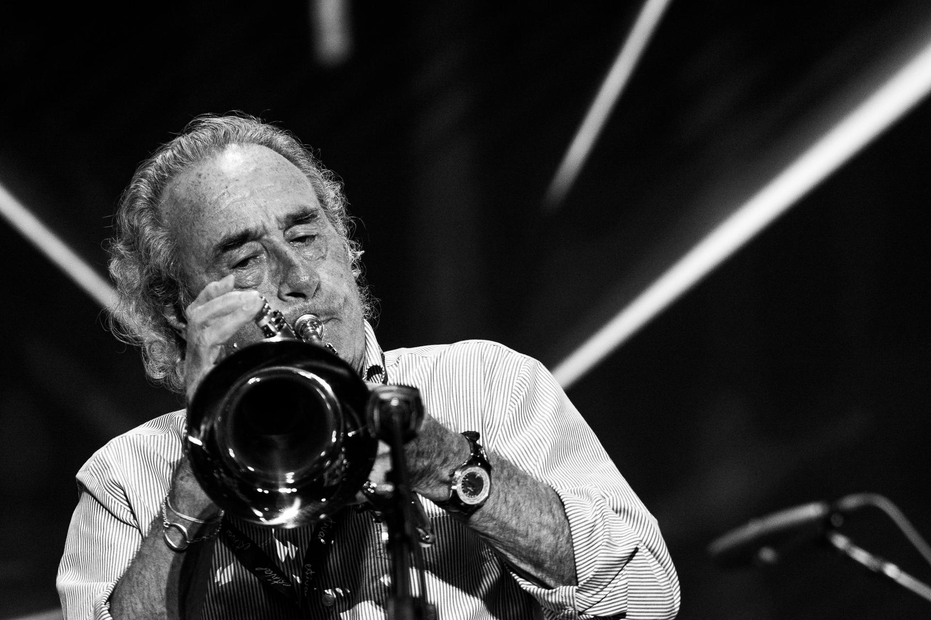 Franco Ambrosetti, Lugano Estival Jazz 2019.
