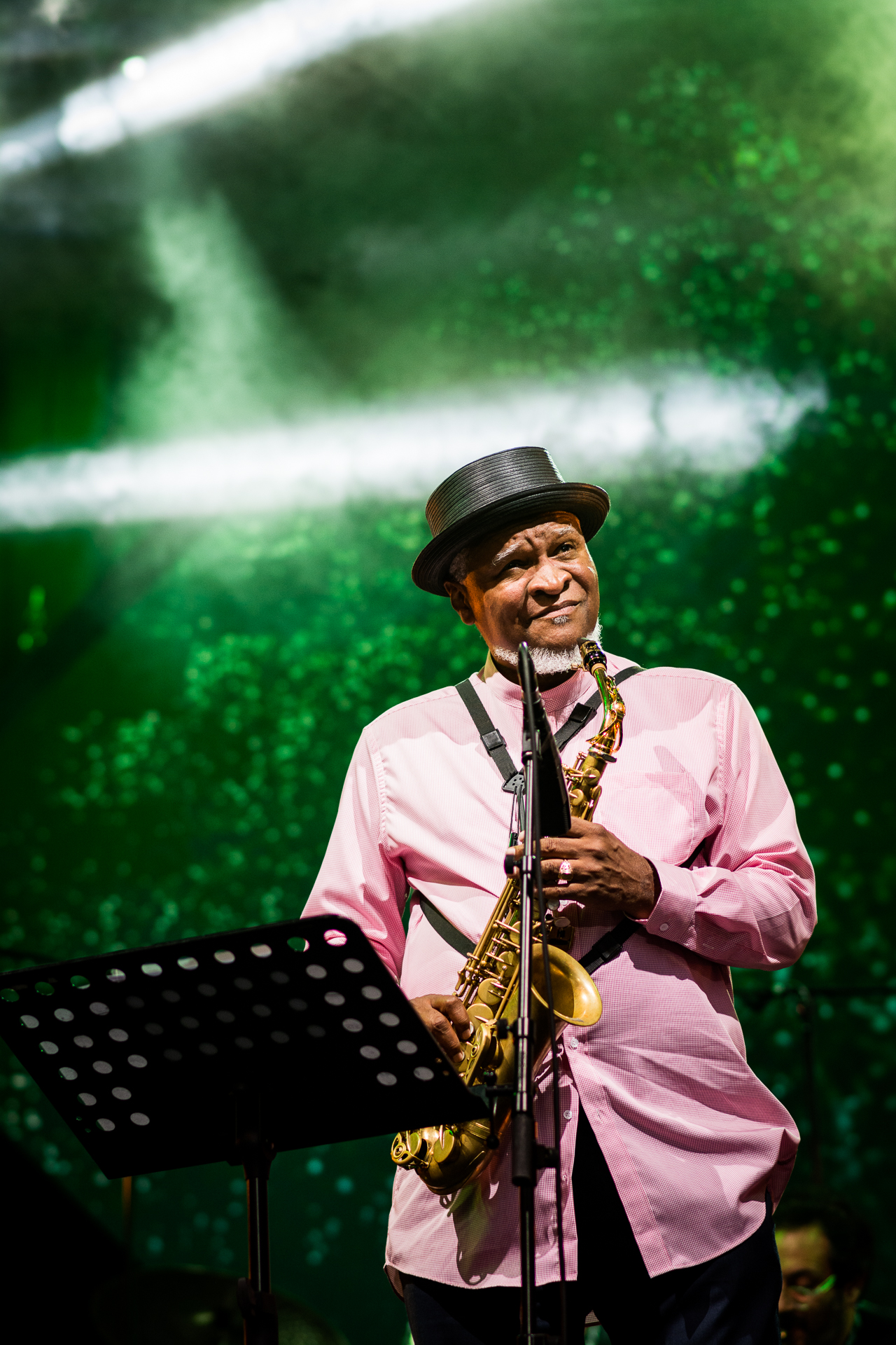 Bobby Watson, Lugano Estival Jazz 2019.