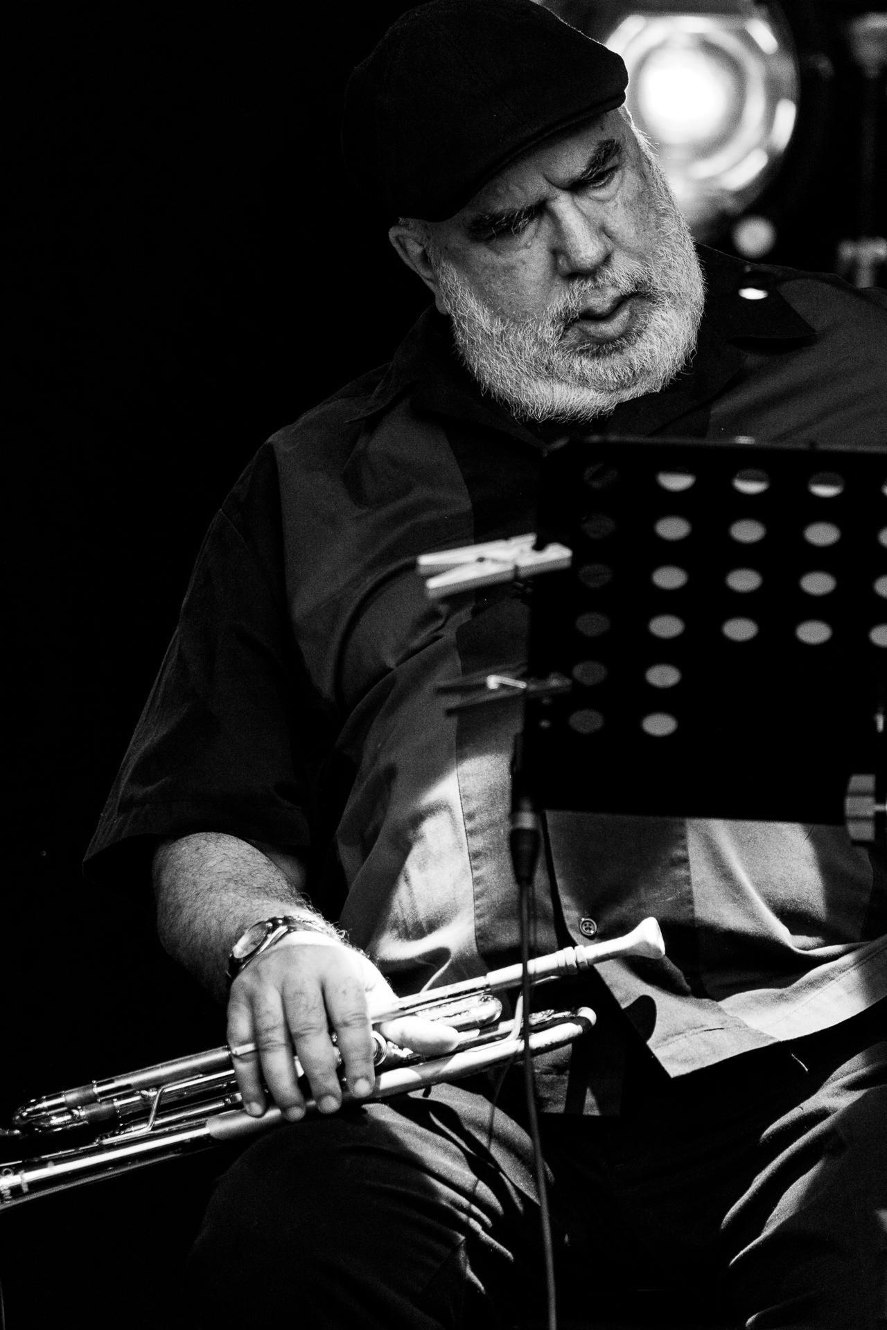 Randy Brecker, Lugano Estival Jazz 2019.
