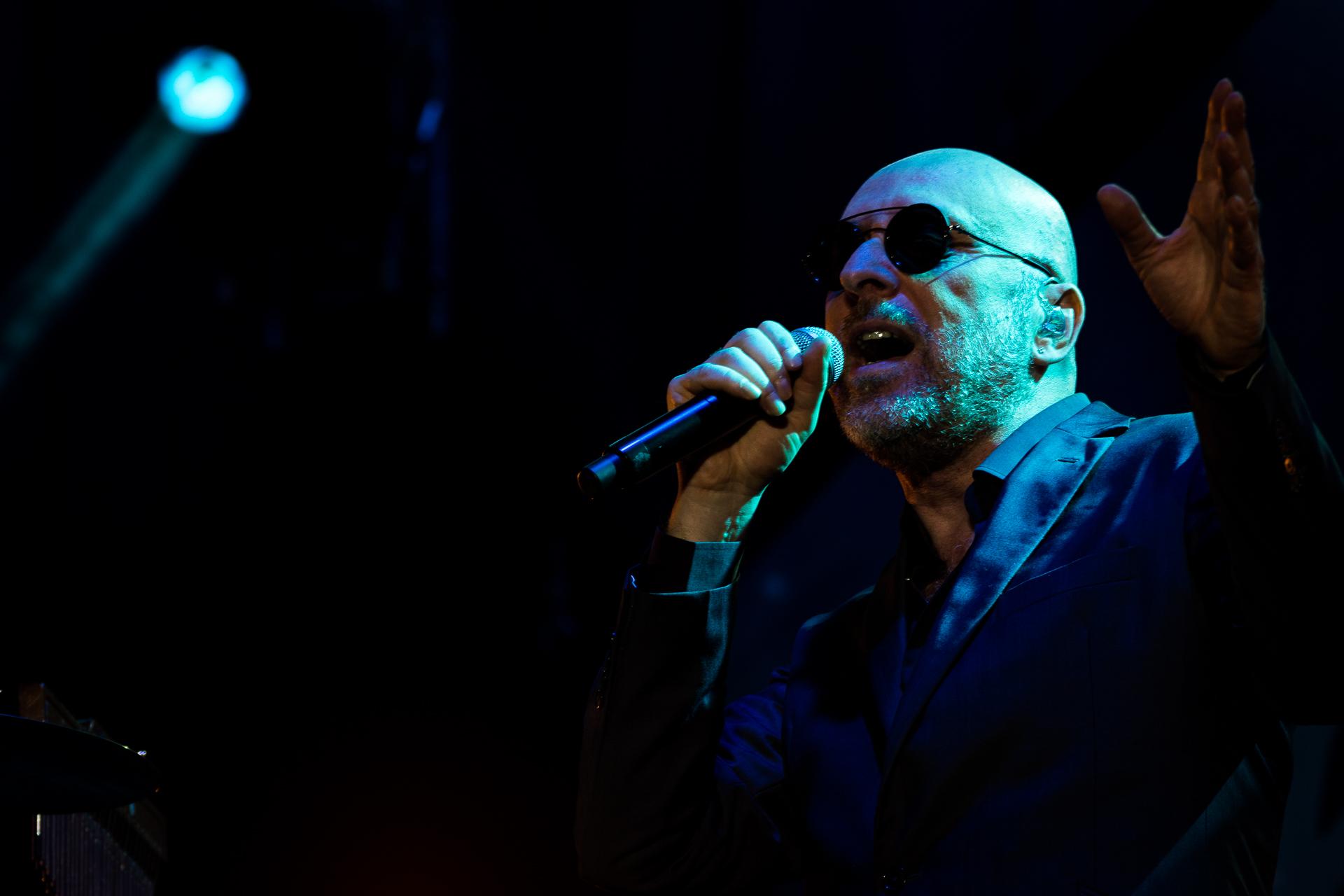 Mario Biondi, Lugano Estival Jazz 2019.