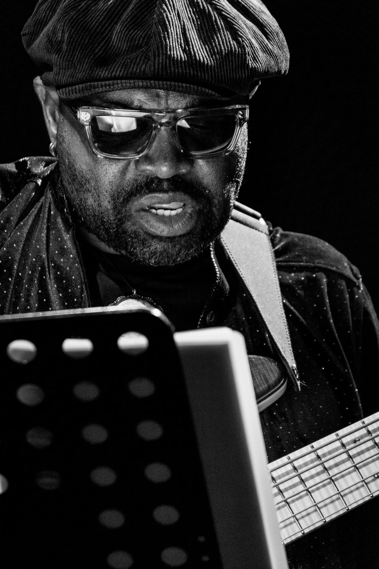 Etienne Mbappé, Lugano Estival Jazz 2019.
