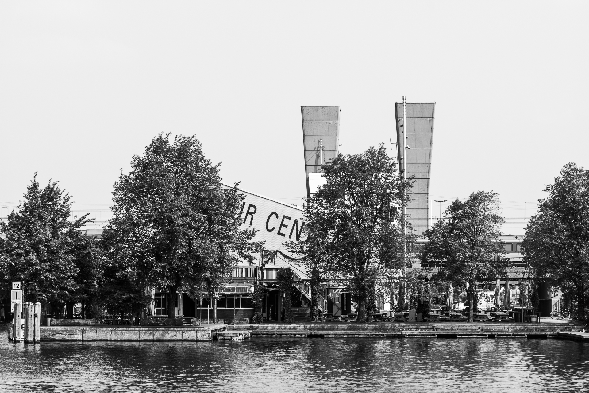 Amsterdam Oosterdokseiland