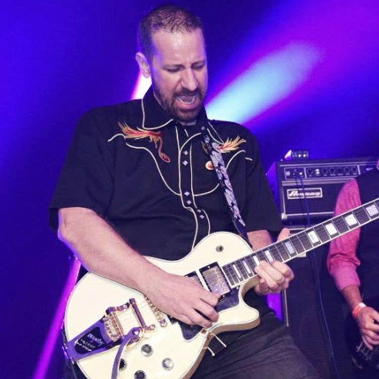Jimmy Palmer - Guitars