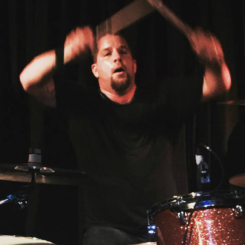 Jeff Bowman - DRUMS