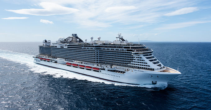 MSC Seaside First Impressions