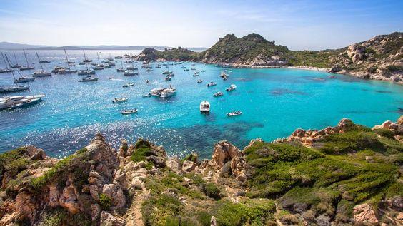 Visiting Sardinia Italy