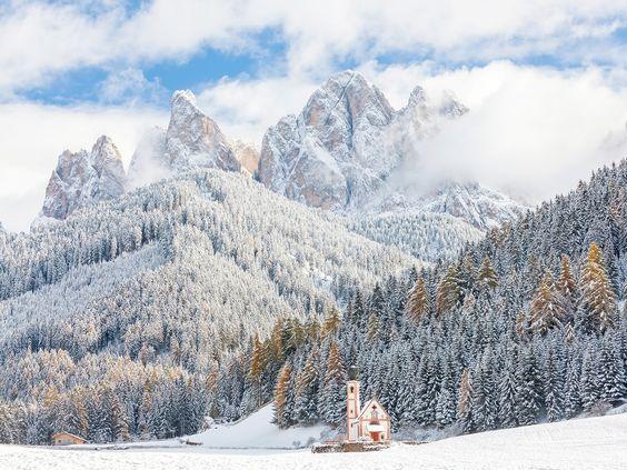 30 Winter Wonderlands