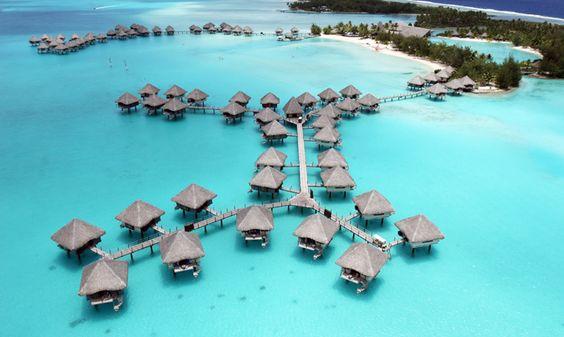 Le Meridien Resort-Bora Bora